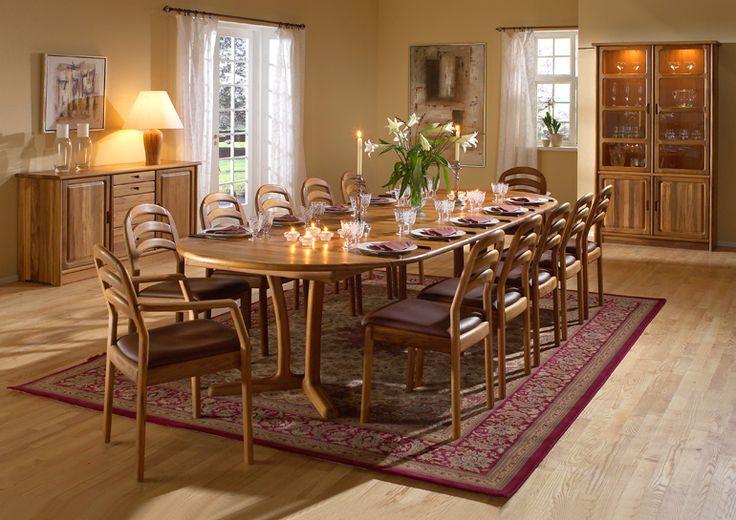 Teak Dining Room Furniture by Dyrlund