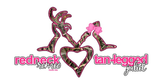 romeo juliet   I am not sure if i like it but it is still neat: Camo Pink, Country Things, Country Girls, Camo Life, Rednecks Romeo, Country Life, Tanleg Juliet, Camo Girls, Romeo Juliet
