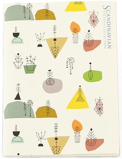 print & pattern: DESIGNERS - scandinavian pattern collection