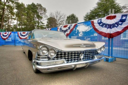 The American Car Club of Australia shared in the Embassy's Independence Day 2014 celebrations #July4CBR