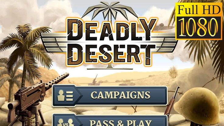 1943 Deadly Desert Game Review 1080p Official HandyGames Strategy 2017