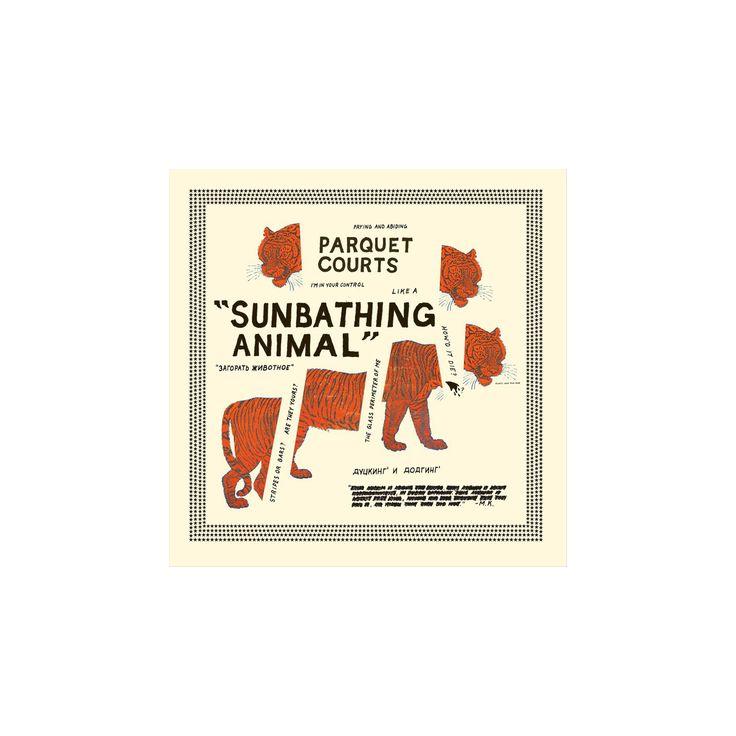 Parquet courts - Sunbathing animal (Vinyl)