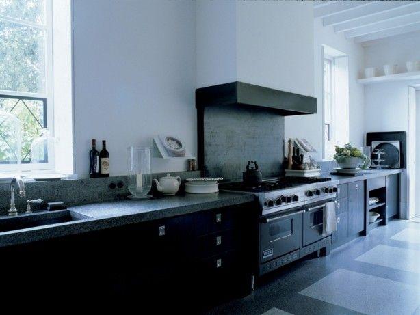 Keuken van Marcel Wolterink