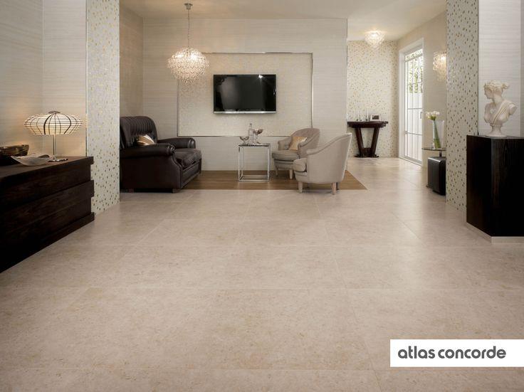 #SUNROCK bourgogne and travertino almond   #AtlasConcorde   #Tiles   #Ceramic   #PorcelainTiles