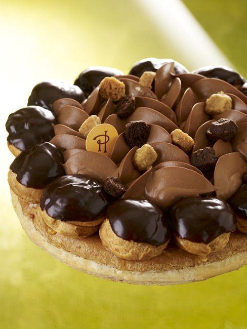 Saint honore - mon dessert prefere sur tout ces facette! my favorite dessert ever is saint honore in all the tastes especially those of Laduree