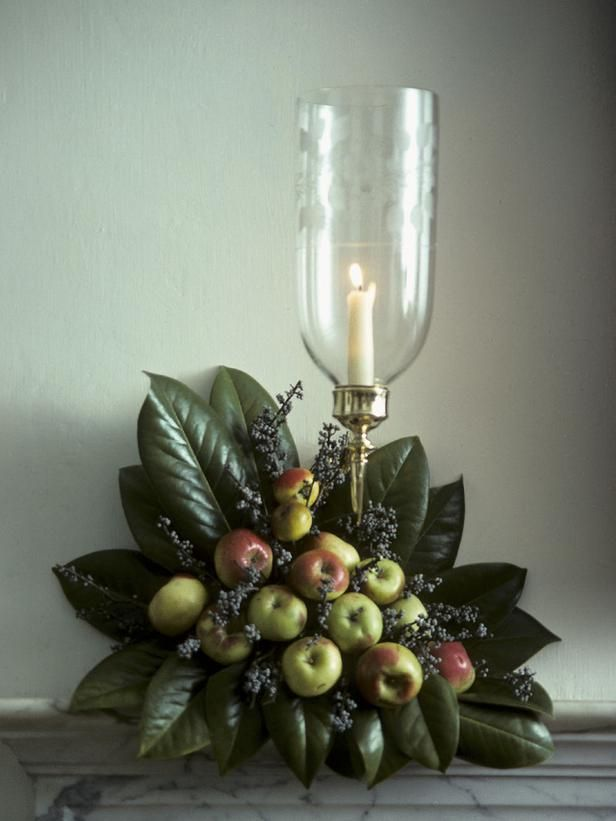 colonial+christmas+decoration | Merry and Bright Colonial Christmas : Archive : Home & Garden ...