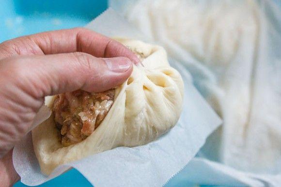 Pork Baozi