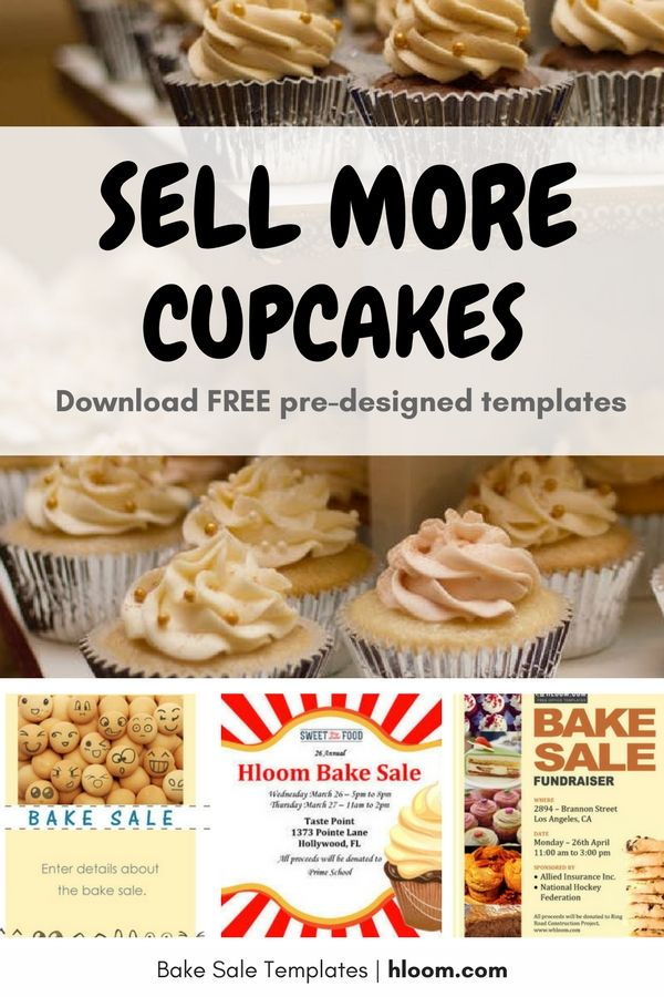 17 best images about bake sale flyers on pinterest adobe bake sale recipes and pastel. Black Bedroom Furniture Sets. Home Design Ideas