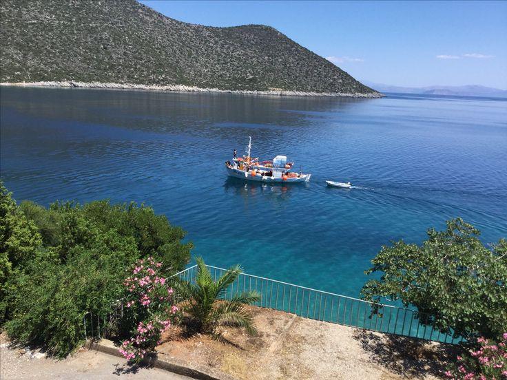 Fishing in Tyros