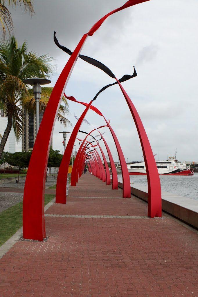 Panoramio - Photo of 50 Years Of Independence Trinidad & Tobago