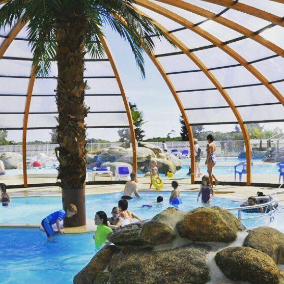 25 b sta piscine chauff e id erna p pinterest location for Camping cabourg piscine