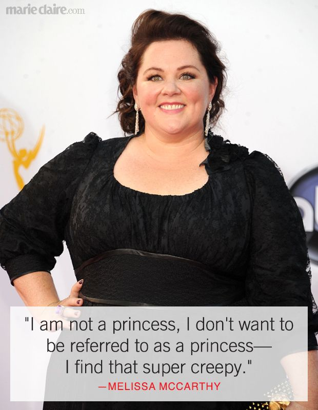 10 of the Best Melissa McCarthy Quotes - MarieClaire.com