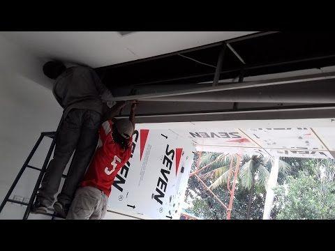 ROLLING DOOR INDUSTRI Gorontalo   WA  0819 0771 7481  TLP 0822 1182 8759 - YouTube