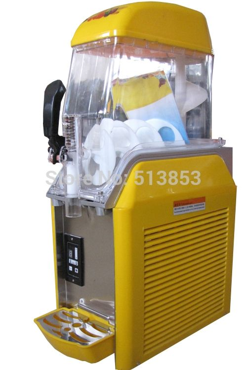 900.00$  Buy here - http://ai42i.worlditems.win/all/product.php?id=2026830008 - One Tank Computer Control 12L/Tank frozen slush machine Slush Ice Machine Price Snow Slush Making Machine KM-120
