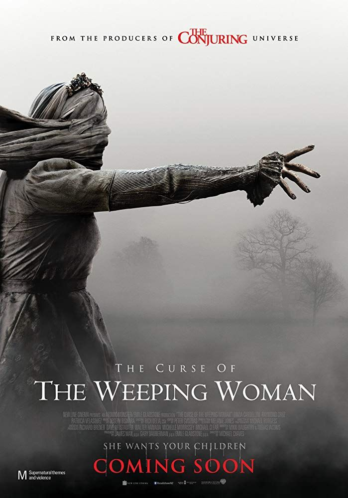 The Curse Of The Weeping Woman (2019) Hindi Dual Audio 480p BluRay 400MB