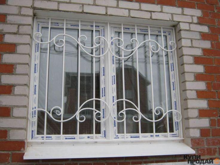 Продаю Решетки на окна кованые и сварные.Опыт более 10 в Барнауле