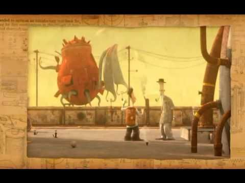 analysis the lost thing by shaun In 'the lost thing' shaun tan creates a surreal world that merges the everyday with the uncommon, and the just plain weird the lost thing of the title is a curious amalgam of what could be best described as a teapot melded with a crab.