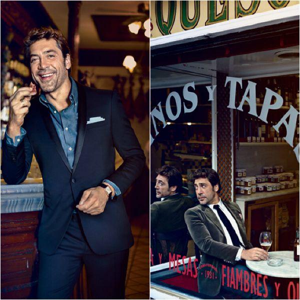 male mondays – celebrity men in suits   STYLE ME GRASIE - javier bardem