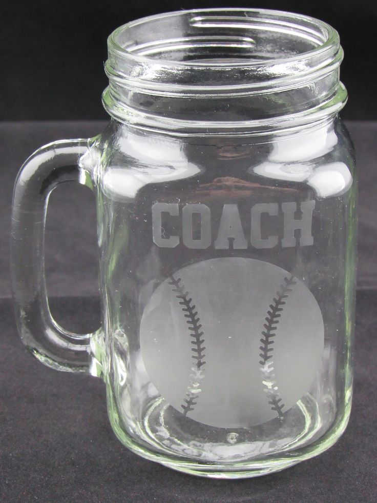 Engraved Beer Glass With Football Logos