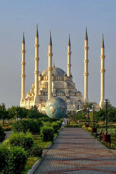 It's a beautiful world: Turkey