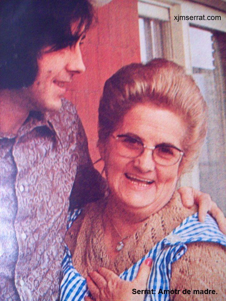 JMS y su madre