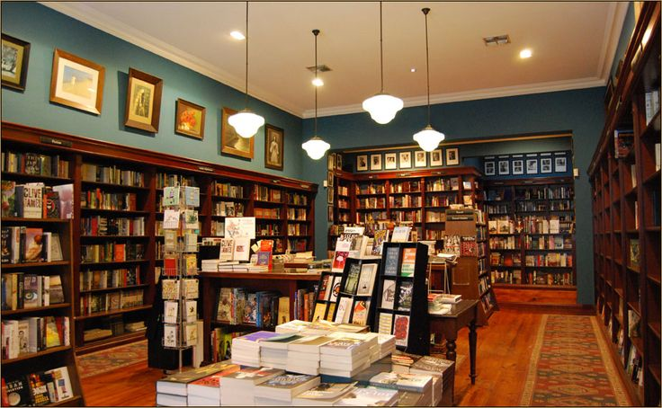 Imprints book store, Hindley St, Adelaide