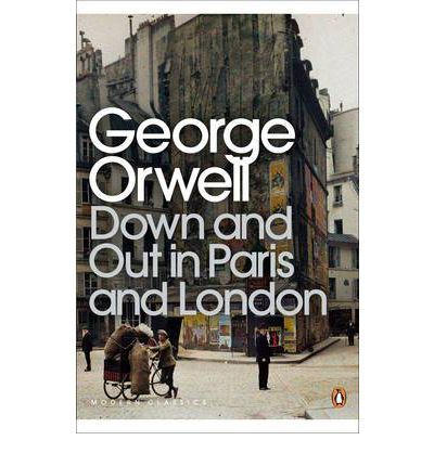 A memoir of the author's time among the desperately poor and destitute in London and Paris. It documents a world of unrelenting drudgery and squalor - sleeping in bug-infested hostels and doss houses, working as a dishwasher in the vile 'Hotel X', living alongside tramps, surviving on scraps and cigarette butts.