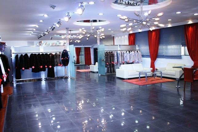 Soulis Furs - an Italian Fashion House based in Kastoria, Greece.