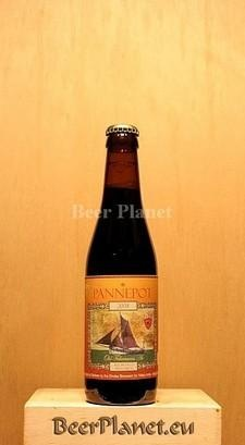 This beer is delicious De Struise Pannepot 2010!!!!