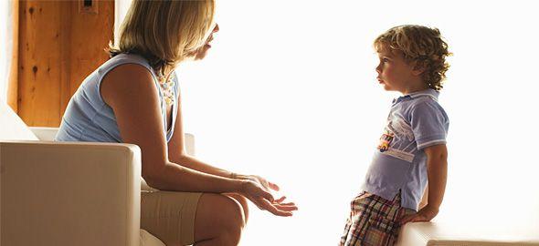 O γιος της θύμωσε και έκανε μια μεγάλη ζημία. Εκείνη άρχισε να βράζει, να θυμώνει, να στεναχωριέται. Ο τρόπος που τελικά αντέδρασε είναι παράδειγμα προς μίμηση για όλες τις μαμάδες!