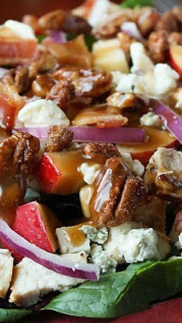 ... salad on Pinterest | Apple salad recipes, Caribbean and Chicken