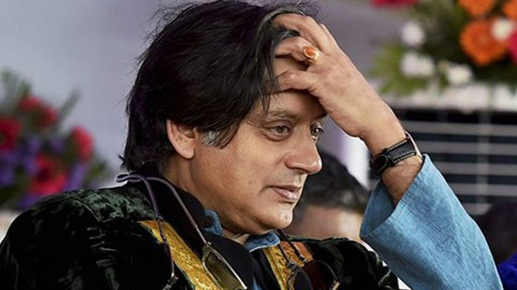 A line Kerala High court judgement raises questions on Shashi Tharoor's claims about him being a Hindu.