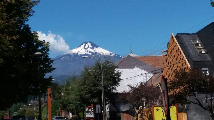 Volcán Villarrica, Pucón - Chile