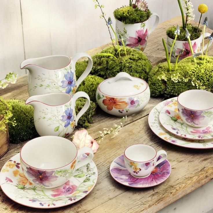 Villeroy and Boch - Mariefleur - at The Homestore