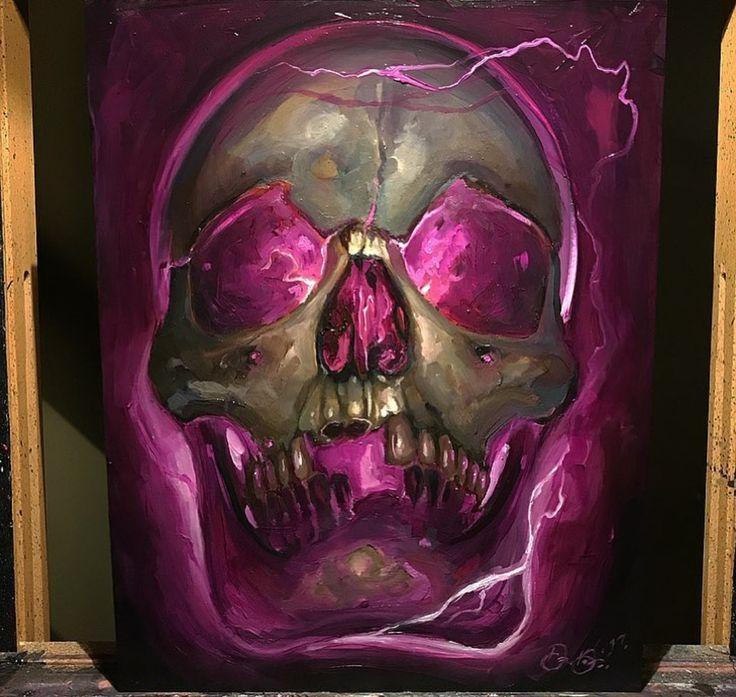 Candy Skulls, Skull Art, Handwriting, Lettering, Monsters, Artworks,  Skulls, Tattoos, Ideas