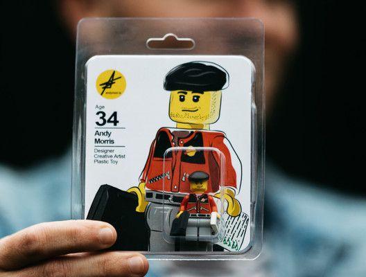 Resume Goals Alert: This LEGO Résumé Is the Whole Package