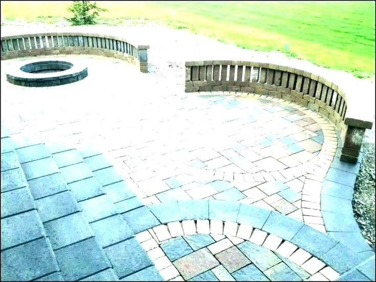 cost for brick patio how much does a patio cost per square ...
