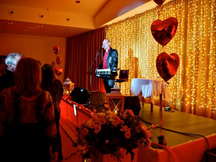 Valentine with Vašo Patejdl, Hotel Kaskady  #luxury #holiday #hotel #kaskady #party #fun #dance #valentine #sing