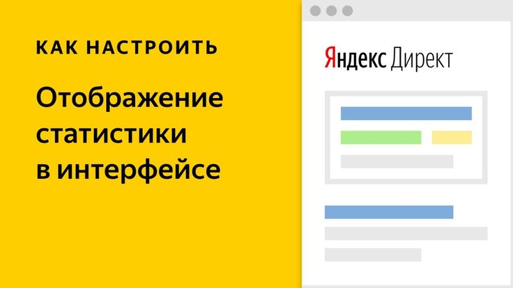 Отображение статистики в Директе. Видео о настройке контекстной рекламы в Яндекс.Директе    Читайте блог AdGooroo https://adgooroo.ru