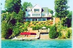 Torch Lake Bed and Breakfast in Central Lake, Michigan   B&B Rental