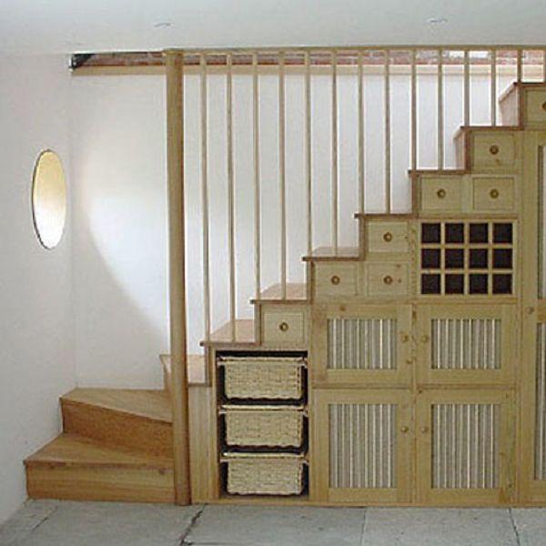 Space Saving Staircase Designs