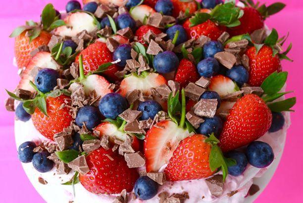 Tårta på tio minuter