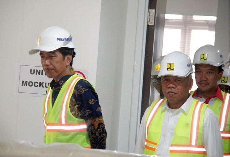 Presiden Jokowi: Anggaran Asian Games 2018 Harus Transparan