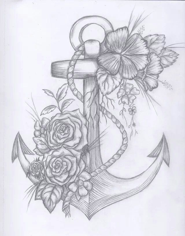 Next tattoo: Birth month flower. Me and lisa and buddy at bottom and mom and dad up top. Leg tat? #anchor_tattoo_shoulder