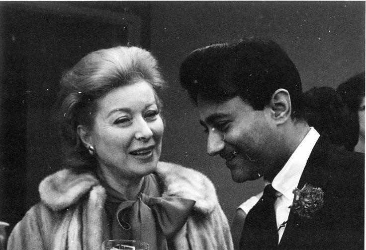 Greer Garson & Dev Anand