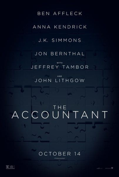 The Accountant Movie trailer : Teaser Trailer