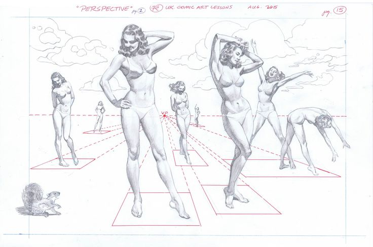 3D Total Beginners Guide to Comic Art Page 15 | Steve Rude Art