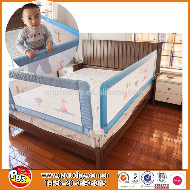 Safe Sleeper Universal Bed Rail We Finally Found A For Platform Beds This Works With ALL Twin Through King Size
