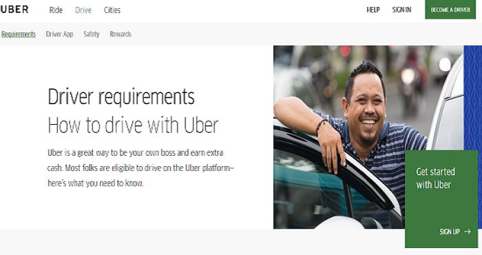 Uber driver - Uber Driver App | Facts about Uber Drivers You Should Know