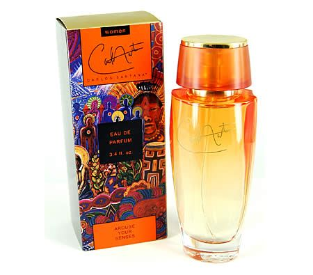 Carlos Santana Fragrance for Women.